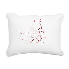 ZombieRespDiv1B Rectangular Canvas Pillow