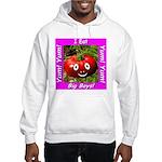I Eat Big Boys! Hooded Sweatshirt