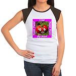 I Eat Big Boys! Women's Cap Sleeve T-Shirt