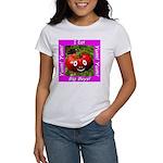 I Eat Big Boys! Women's T-Shirt