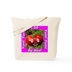 I Eat Big Boys! Tote Bag