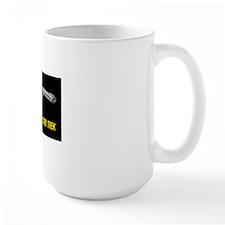 USS Enterprise Rear View Mug