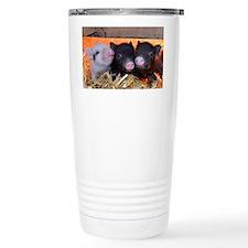 Three Little Piggies Travel Mug