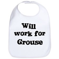 Will work for Grouse Bib
