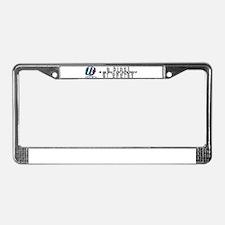 hypersurfing License Plate Frame