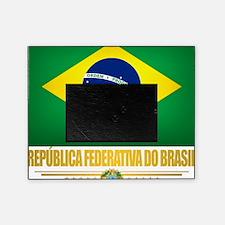 Flag of Brazil Picture Frame
