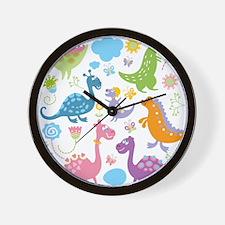 showercurtain712 Wall Clock