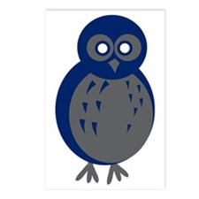 Baby Owl Postcards (Package of 8)