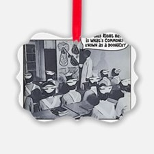 Nursing Class Instructor Doohicky Ornament