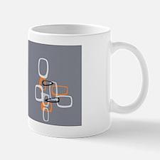 Space Age Rectangles Mug
