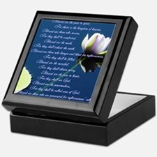 The Beatitudes Keepsake Box