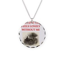 sherlock holmes quote Necklace