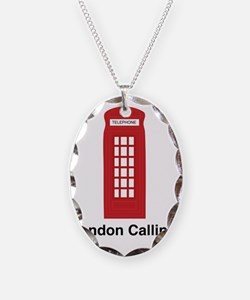 London Calling Necklace