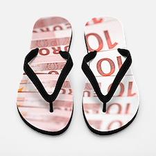 10 Euros Flip Flops