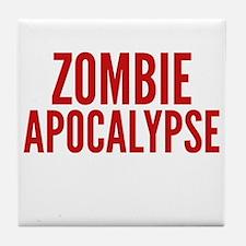 ZombieApHard1E Tile Coaster