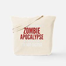 ZombieApHard1E Tote Bag