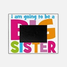 I am going to be a Big Sister Picture Frame