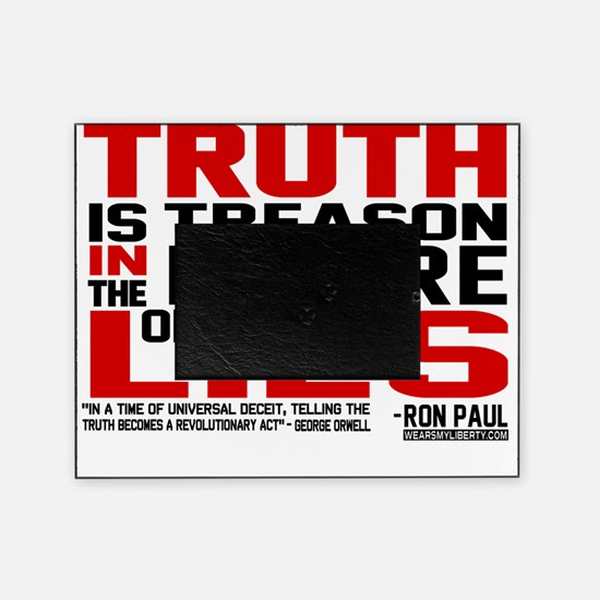 Truth_Light Picture Frame