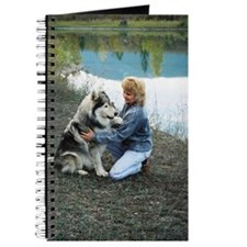 """Shilo  With  Wolflady""  Journal"