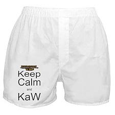 Kaw Keep Calm Boxer Shorts