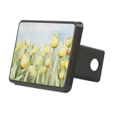 Nathalies Tulips Hitch Cover