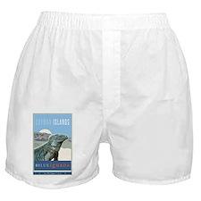 Cayman Islands Boxer Shorts