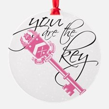 You are the key... Ornament