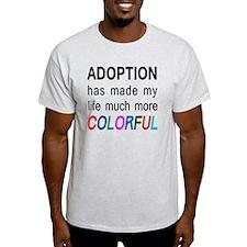 colorful big T-Shirt