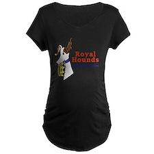 Royal Hounds Greyhound Adop T-Shirt