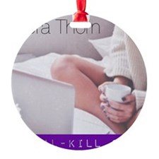 Nora Thorn logo Round Ornament