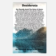 Desiderata on Rocky Mount Postcards (Package of 8)