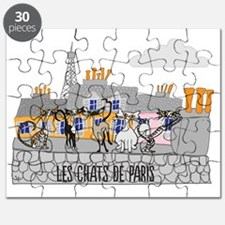 The Cats of Paris - Les Chats de Paris Puzzle