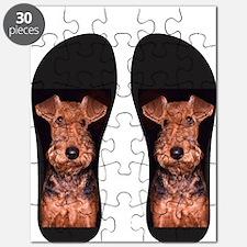airedale flip flops Puzzle
