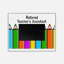 teachers assistant retired Picture Frame