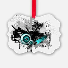 modern music background Ornament
