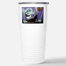The Mermaid Stainless Steel Travel Mug