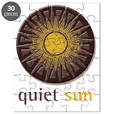 Quiet Sun Logo (Largest) Puzzle