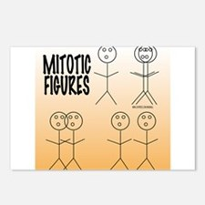 Mitotic Figures Postcards (Package of 8)