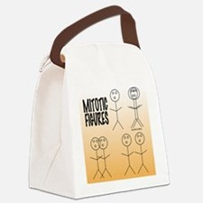 Mitotic Figures Canvas Lunch Bag