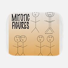 Mitotic Figures Burp Cloth