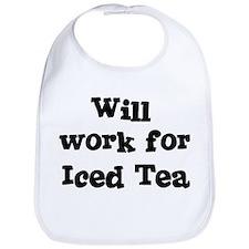 Will work for Iced Tea Bib