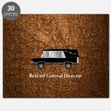 retired funeral director wallet 3 Puzzle
