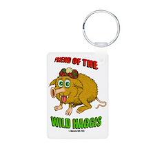 Friend of The Wild Haggis Keychains
