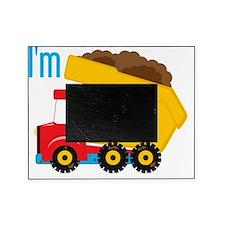 Dump Truck Im 1 Picture Frame