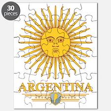 Argentina Sun Puzzle