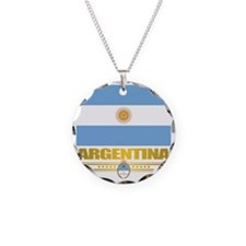 Flag of Argentina Necklace