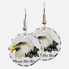Tough Old Bird Quote with Bal Earring