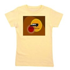 funeral director Abstract Girl's Tee