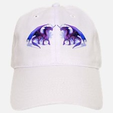 Purple Dragons Baseball Baseball Cap