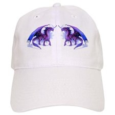 Purple Dragons Baseball Cap
